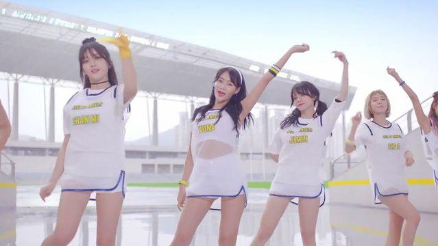 Wow War Tonight - Toki Ni Wa Okose Yo Movement (Girls Version) - AOA