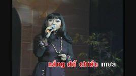 hinh bong que nha (karaoke) - huong lan