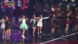 cheer up & tt (161229 kbs gayo daejun) - twice