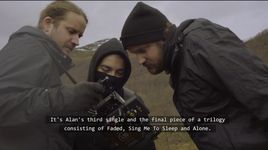 the making of alone (behind the scenes) - alan walker