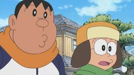 doraemon tap 468: thang may dia cau & may chi dan tim do - doraemon