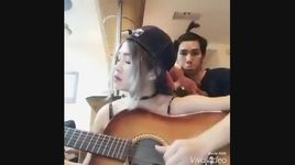 bao gio lay chong (guitar cover by thuy nga) - v.a