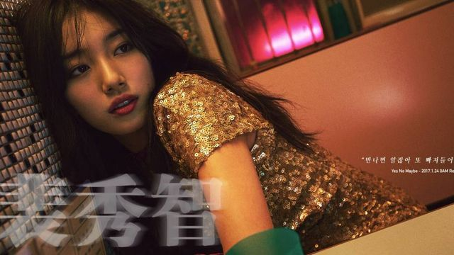 Yes No Maybe - Suzy (miss A)