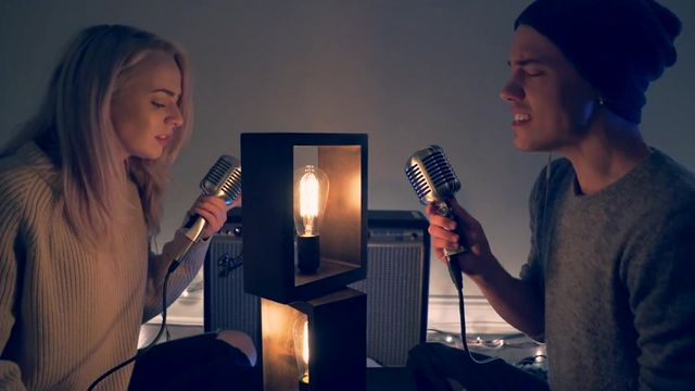 In The Name Of Love (Martin Garrix & Bebe Rexha Cover) - Leroy Sanchez, Madilyn Bailey