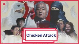 chicken attack  - the gregory brothers, takeo ischi