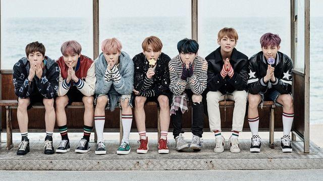 Bài hát Spring Day - BTS (Bangtan Boys)