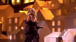 chained to the rhythm (live at brit awards 2017) - katy perry, skip marley