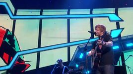 castle on the hill & shape of you (live at brit awards 2017) - ed sheeran