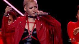 quay lung (the remix - hoa am anh sang 2017) - yanbi, yen le
