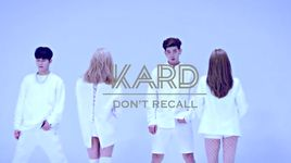 don't recall (choreography video) - k.a.r.d