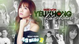 yeu khong hoi han (49 ngay 2 ost) - hari won