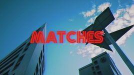 matches (lyric video) - cash cash, rozes