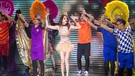 cham toi mat troi (the remix - hoa am anh sang 2017) - huong giang idol