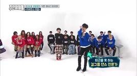 weekly idol: random play dance cut (tap 228)  - victon, pentagon, momoland