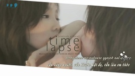 time lapse (vietsub, kara) - tae yeon (snsd)