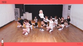 wee woo (dance practice wrong answer version) - pristin