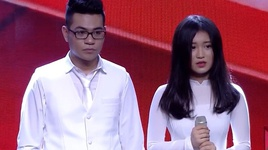 anh dat & han sara (giong hat viet 2017 - tap 10 - vong do van) - v.a