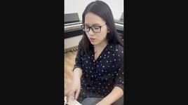 yeu xa (piano live) - thuy chi