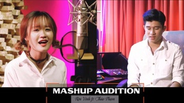 mashup audition - ron vinh, thao pham