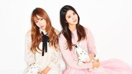 happy birthday to hani & jeonghwa - exid