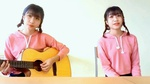 Yêu Là Tha Thu - Guitar Cover Di Thanh Thanh (2 Chị Em Sinh Đôi)