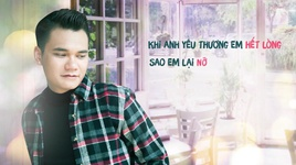 hoi tham nhau (lyric video)