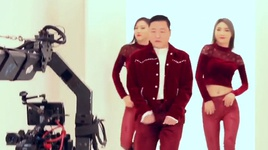 i luv it (mv making film) - psy