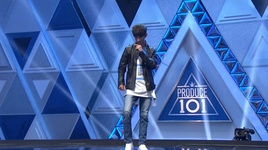 with you (produce 101 season 2) - kim samuel