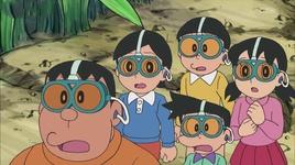 doraemon tap 483: nobita va kien chua - doraemon