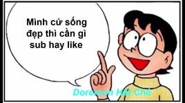 showbiz hien nay che co gai mo duong (doremon hat che) - v.a
