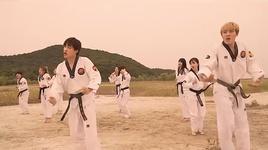 not today (taekwondo version) - bts (bangtan boys)