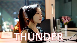 thunder (imagine dragons cover) - j.fla