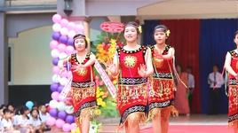 chieu len ban thuong (top mua khoi cap 3 - truong bui thi xuan bien hoa, dong nai) - v.a