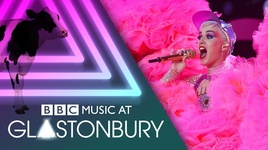 roar (glastonbury 2017) - katy perry