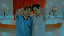 young & free - xiumin (exo), mark (nct u)