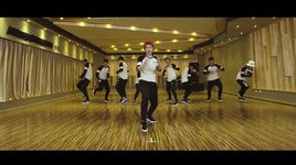 football gang (dance practice) - lu han (loc ham)