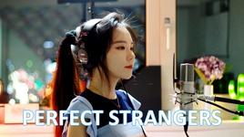 perfect strangers (jonas blue cover) - j.fla