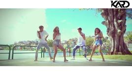 hola hola (key point of dance) - k.a.r.d