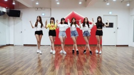 love whisper (dance practice) - gfriend