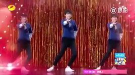 dich duong thien ti solo dance (170506 happy camp) - jackson yi (dich duong thien ty)