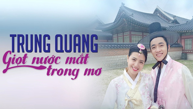 Giọt Nước Mắt Trong Mơ - Trung Quang | Video Clip, MV chất lượng cao -