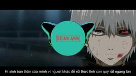 rap ve kaneki ken (tokyo ghoul) - phan ann