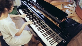thang tu la loi noi doi cua em (piano cover) - an coong