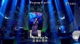 cang kho cang yeu / 越難越愛  (live + vietsub) - jinny (ngo nhuoc hy)