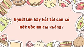 chiec bung doi (lyric video) - thanh ngan (the voice kids)