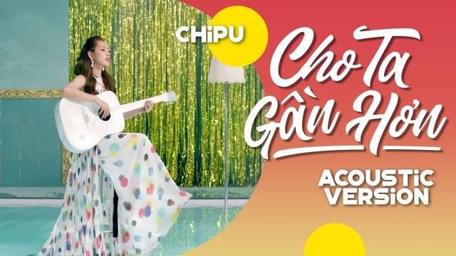 Cho Ta Gần Hơn (I'm In Love) (Acoustic Version)