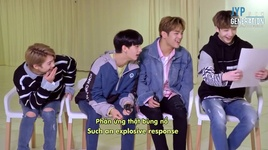 pop in seoul - step out! stray kids members' self introduction (vietsub)