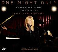 One Night Only: Live At The Village Vanguard