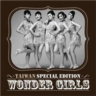 Wonder Girls (Taiwan Edition)