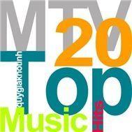 top 20 music hits-mtv - v.a